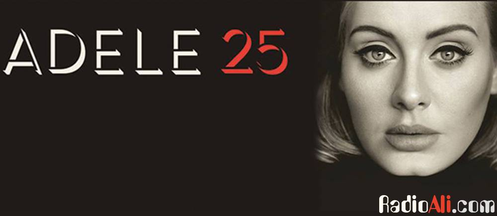 Adele - 25 (Full Album)