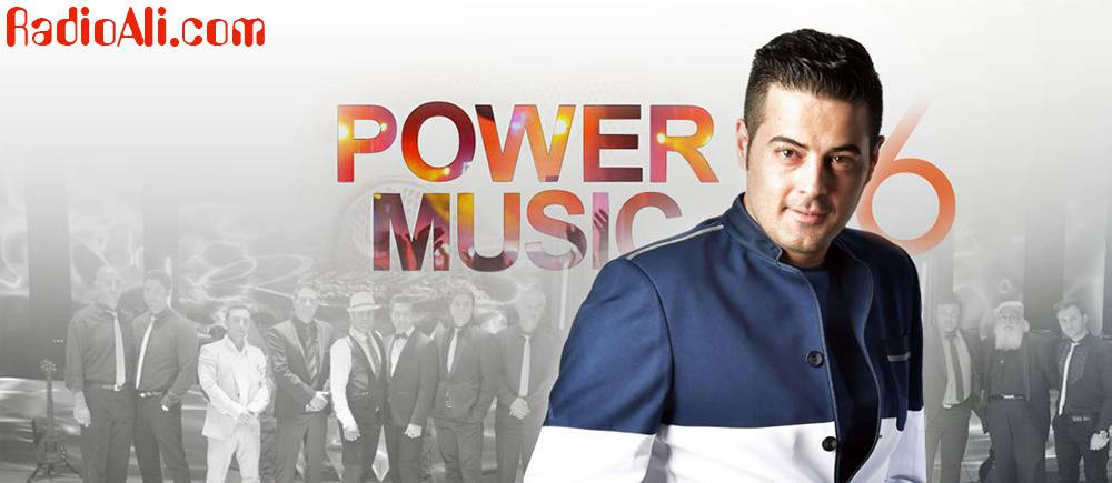 Hamid Asghari & Power Music - Party 6
